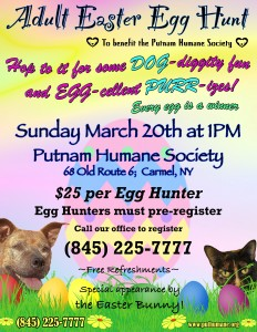 Easter Egg Hunt Flyer - Updated resized